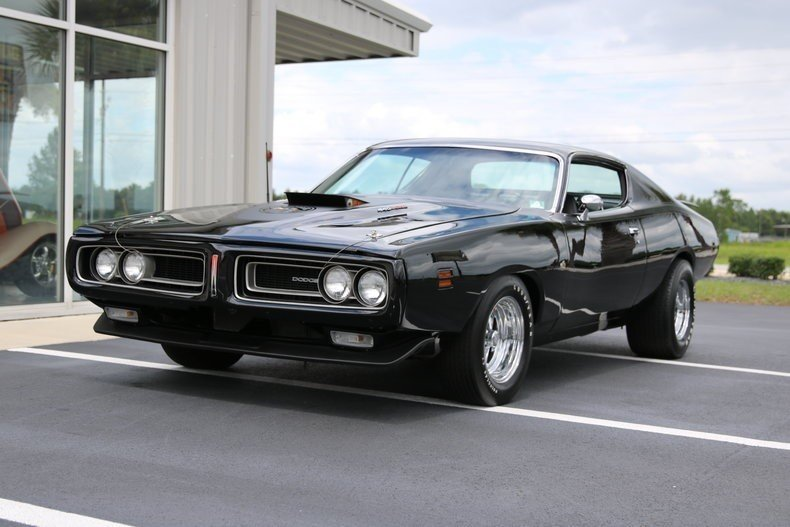 1971 Dodge Charger Super Bee