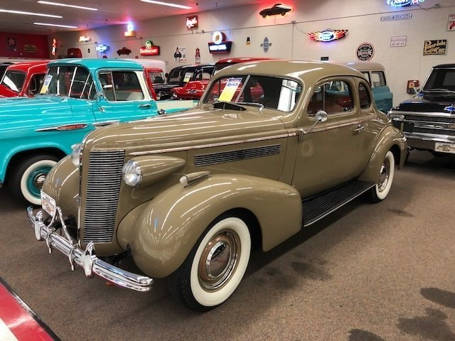 1937 Buick Business Coupe