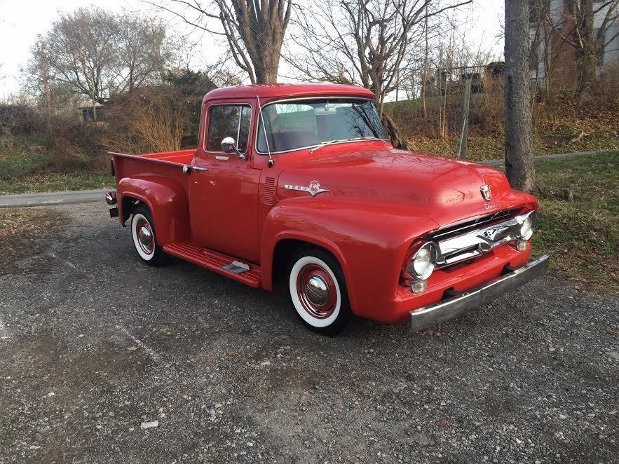 9961698491d5 hd 1956 ford f100 big window pickup