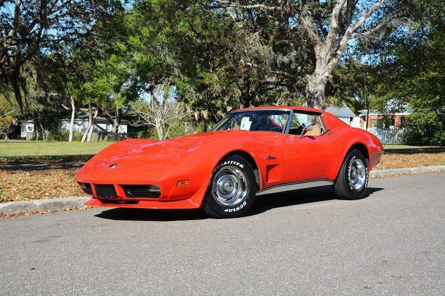 1018515af9747 hd 1974 chevrolet corvette t top coupe