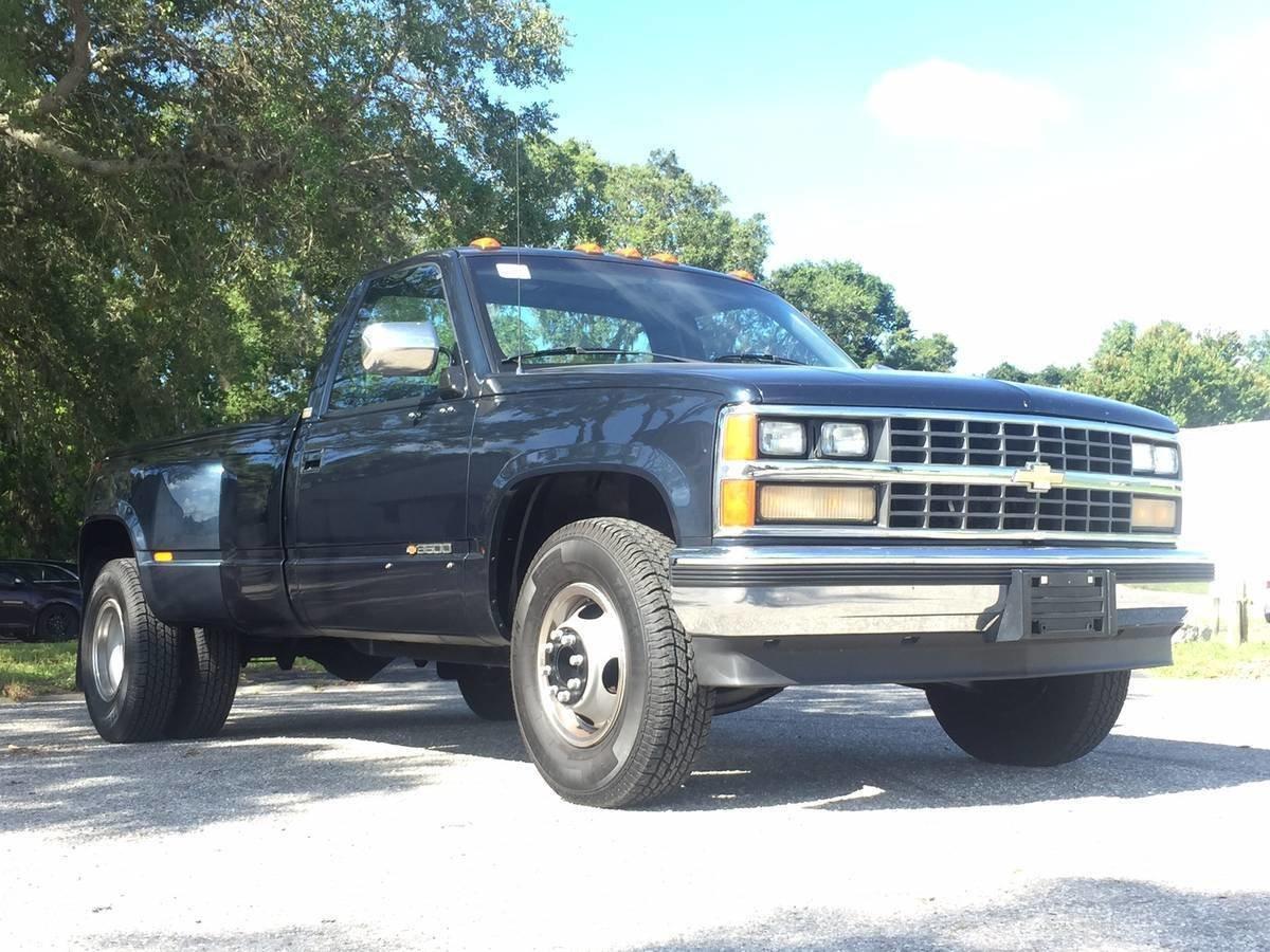 95983327c1e6 hd 1988 chevrolet silverado 3500 dually pickup
