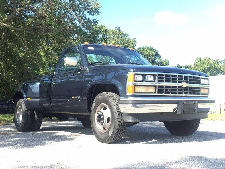 1988 Chevrolet Silverado 3500