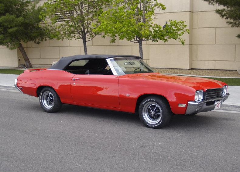 1971 Buick Skylark Premier Auction