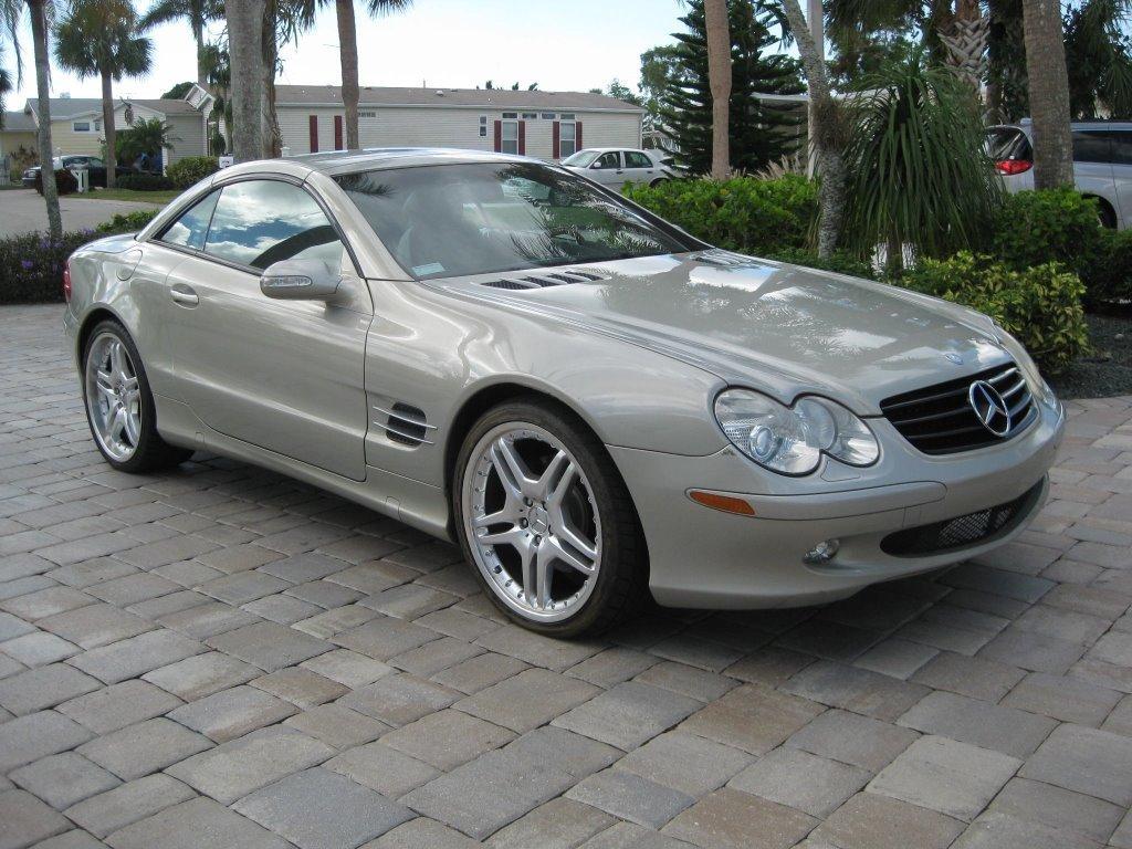 851260cc153d hd 2003 mercedes benz sl500 roadster