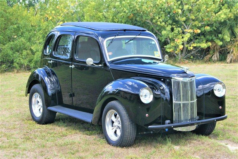 1951 English Ford Prefect