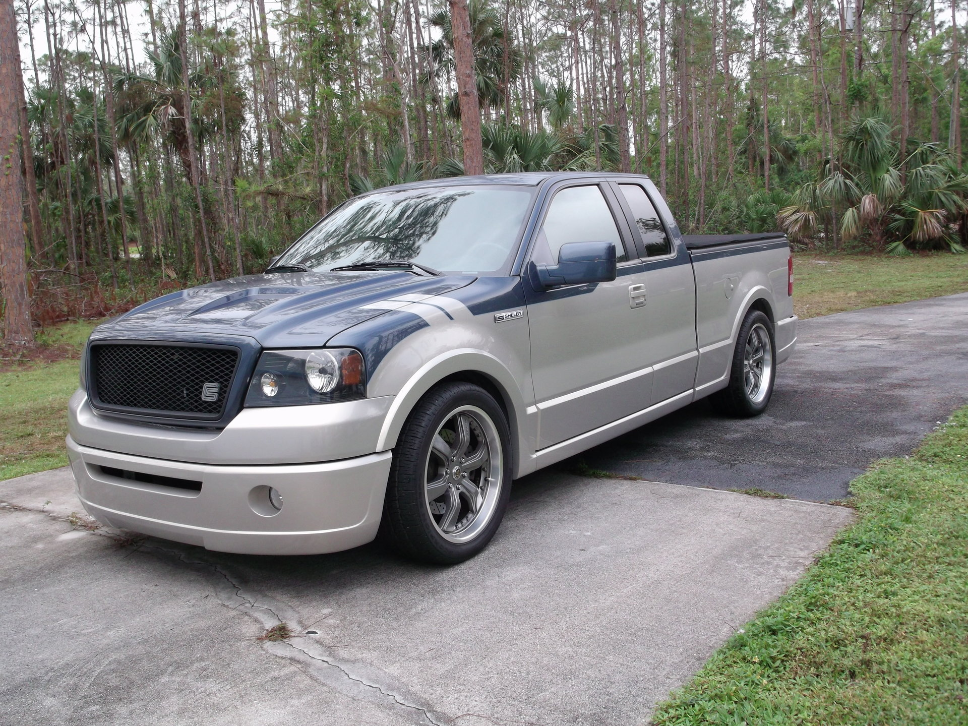 8320f61543b9 hd 2006 ford shelby gt 150 pickup