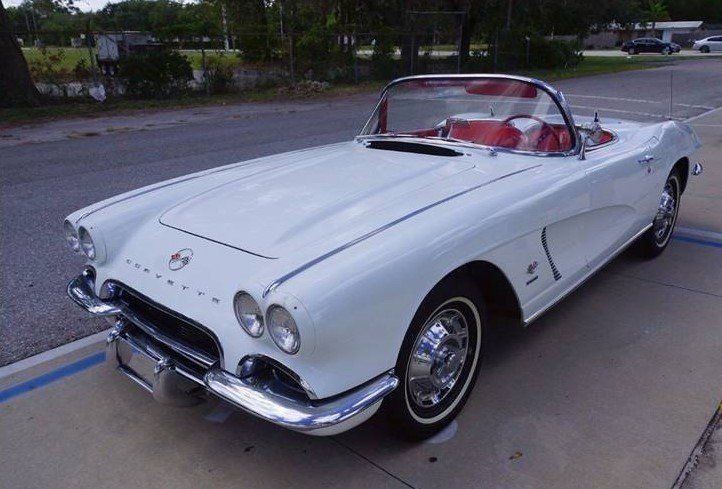 8270d7b32bed hd 1962 chevrolet corvette fuelie convertible