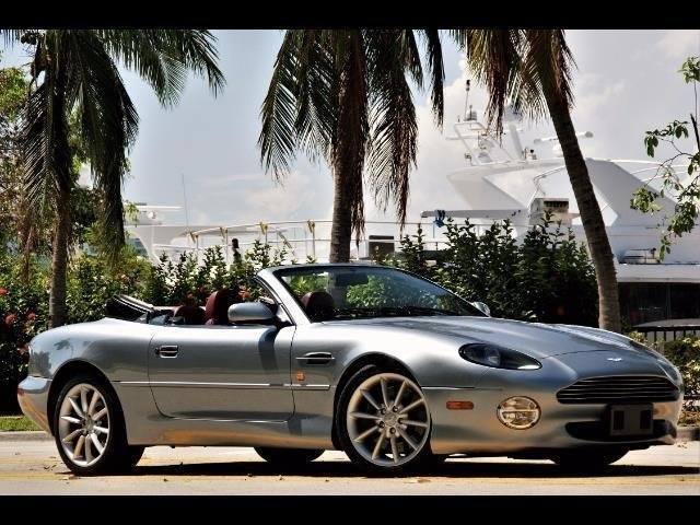 2000 Aston Martin DB7 Vantage