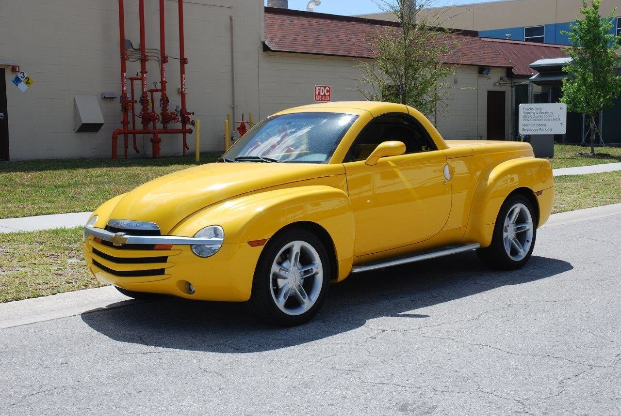 8614eacc9ad0 hd 2004 chevrolet ssr pickup