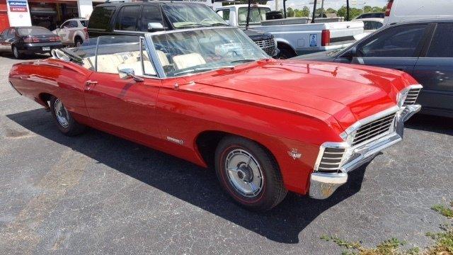 8757858fa8d9 hd 1967 chevrolet impala convertible