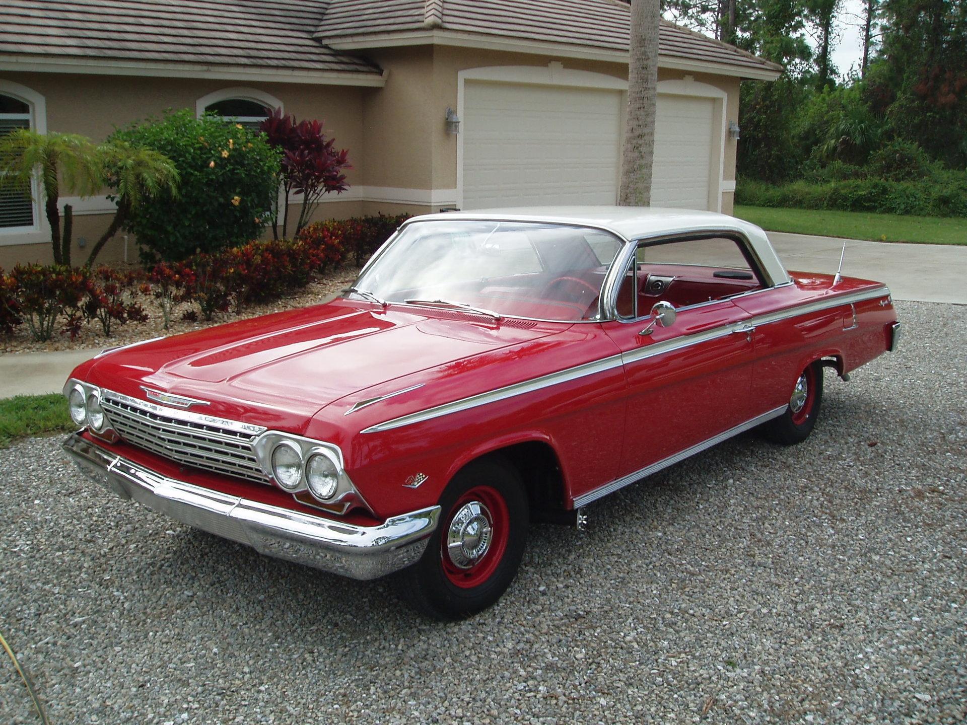 886615016639 hd 1962 chevrolet impala hardtop