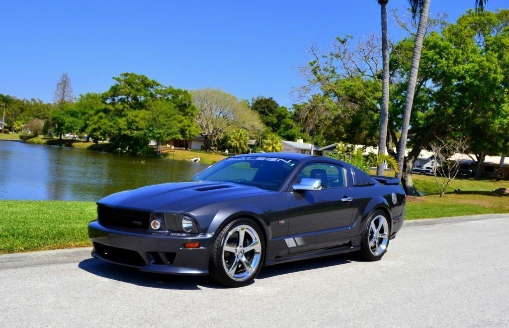88242a3cbc6a hd 2007 ford saleen mustang s 281 extreme coupe