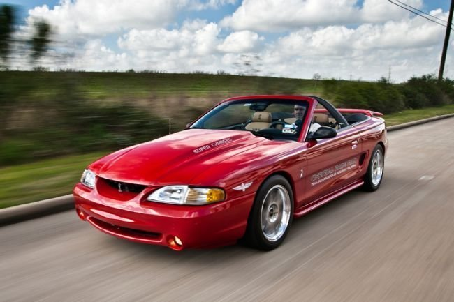 10275ad902c0a hd 1994 ford mustang cobra pace car convertible