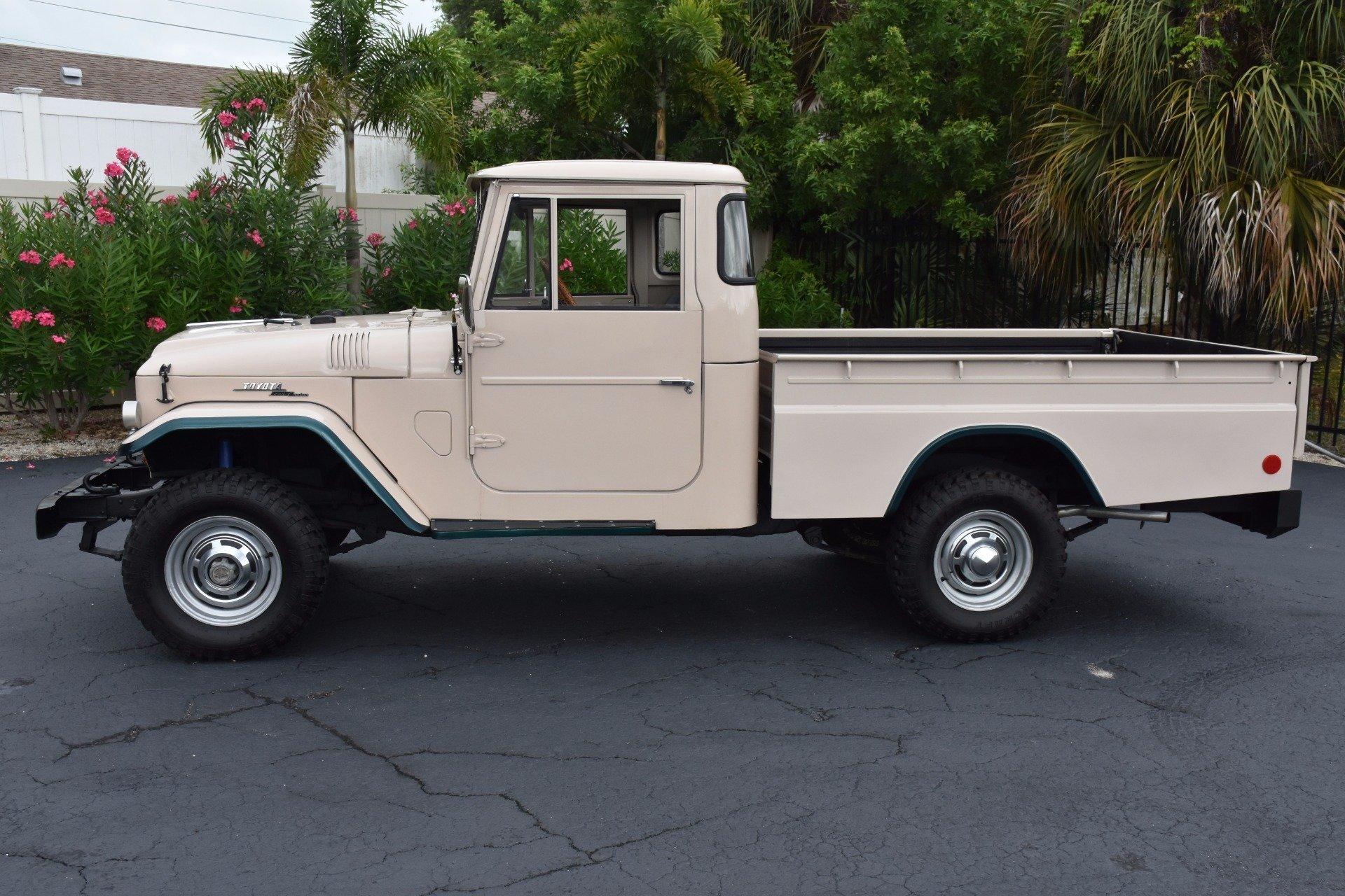 9125a1751273 hd 1967 toyota fj45 pickup