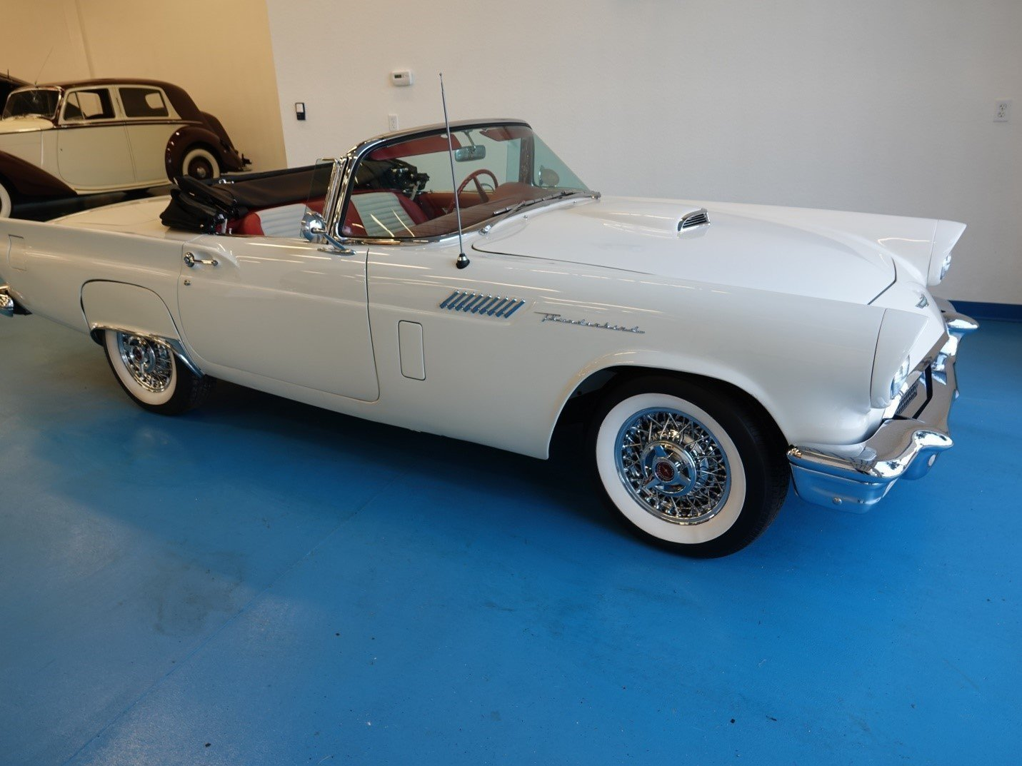9218ff8f961f hd 1957 ford thunderbird convertible