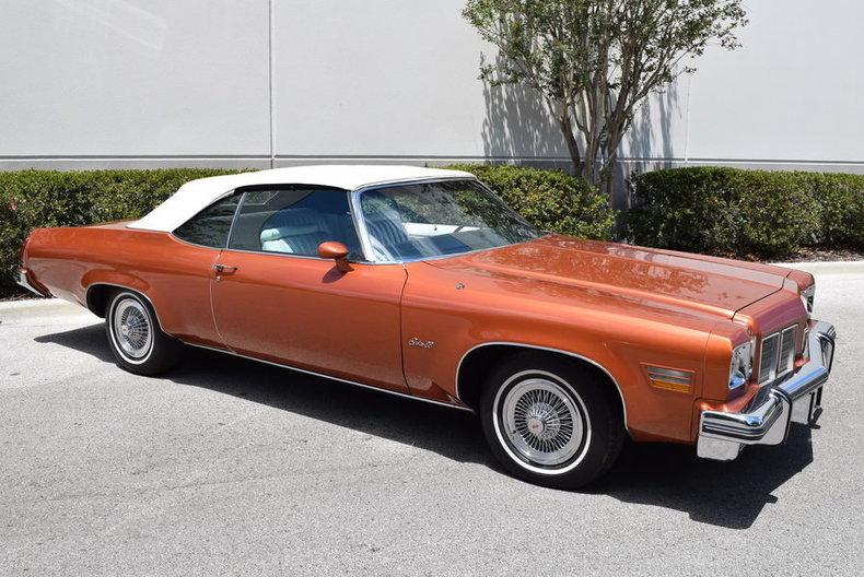 1975 Oldsmobile Delta 88 Premier Auction