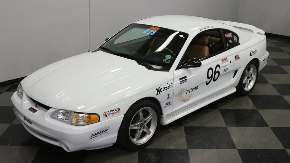 9482f1070af5 hd 1995 ford mustang cobra prototype