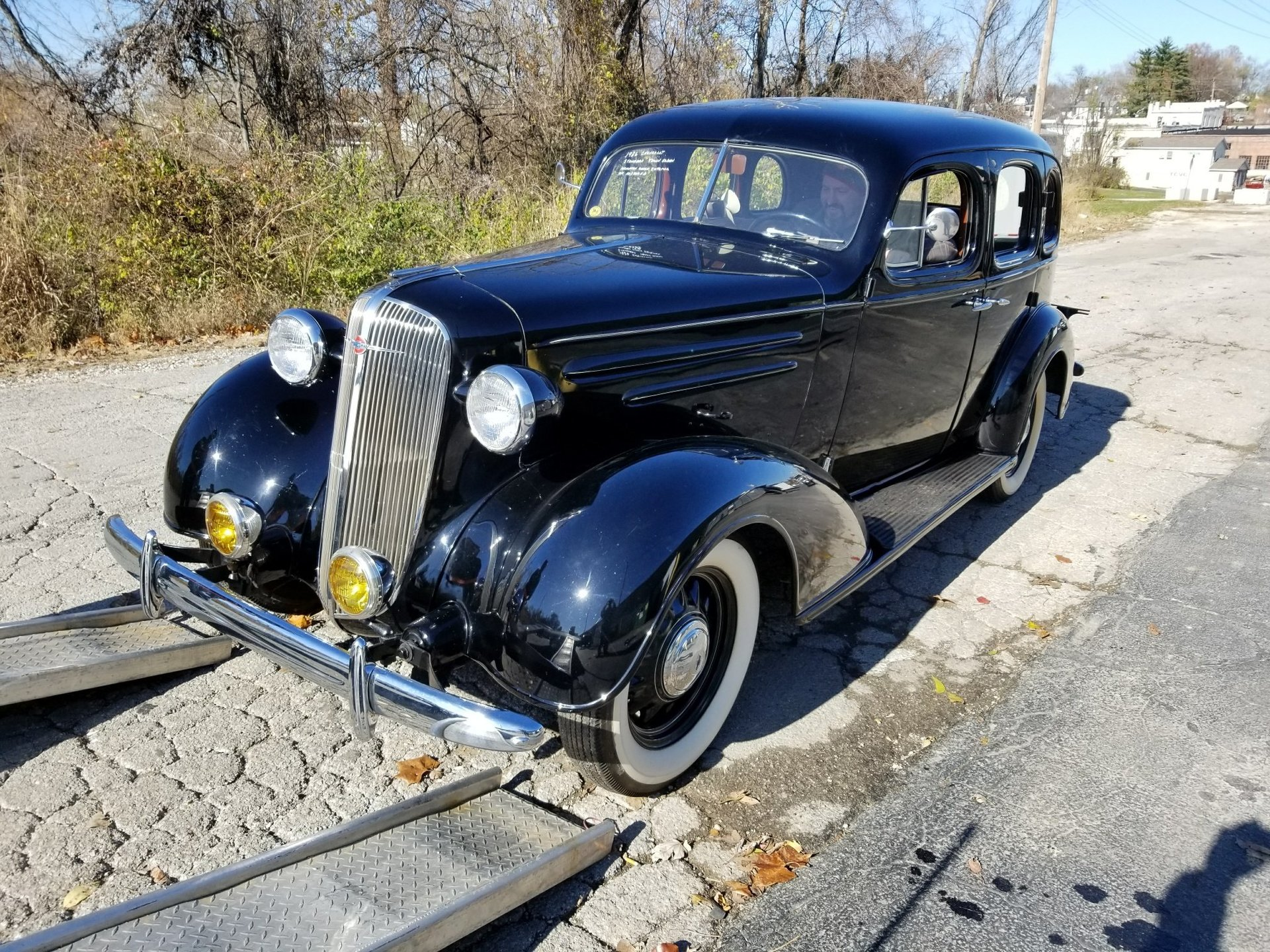 9495d102b1dc hd 1936 chevrolet standard town sedan