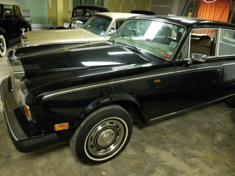 1972 Rolls-Royce Silver Shadow II