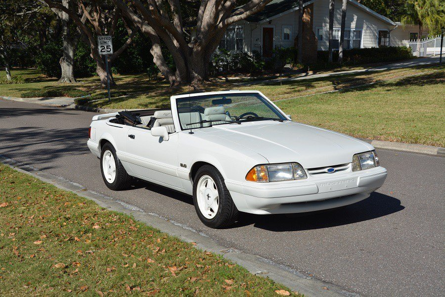 98919941de47 hd 1993 ford mustang lx convertible