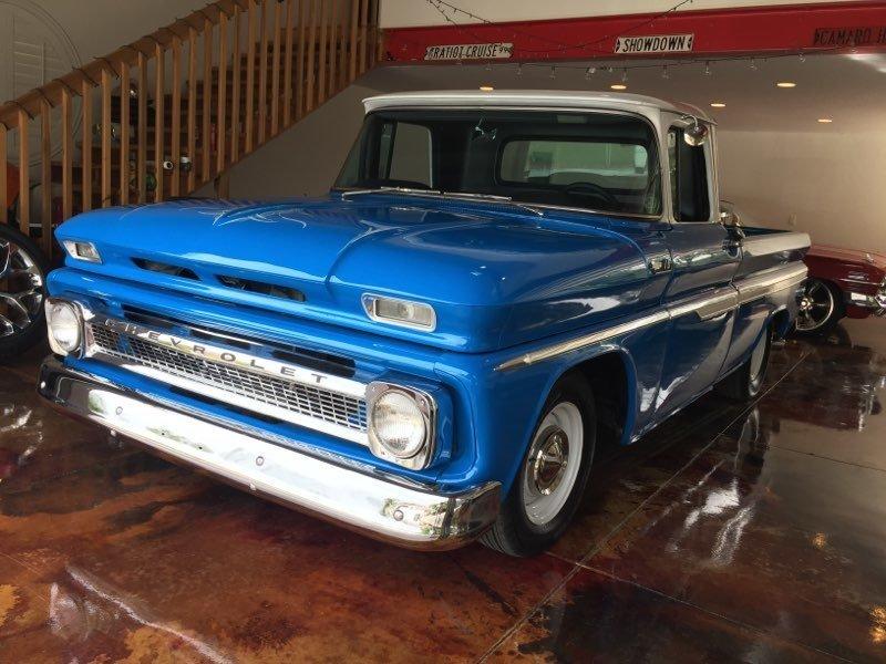 1962 Chevrolet C10 Premier Auction