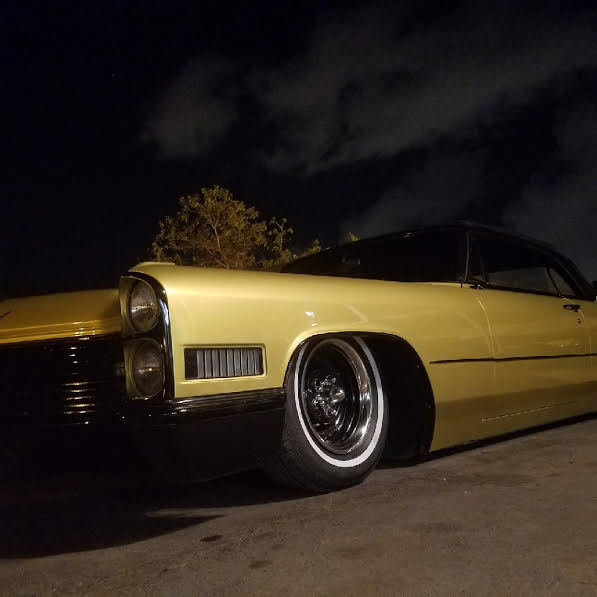 1966 Cadillac Custom