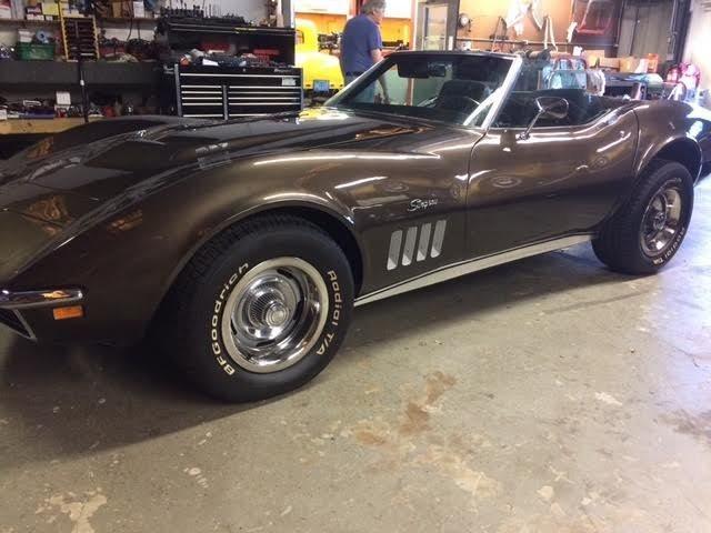 9993408cd88b hd 1969 chevrolet corvette 427 convertible