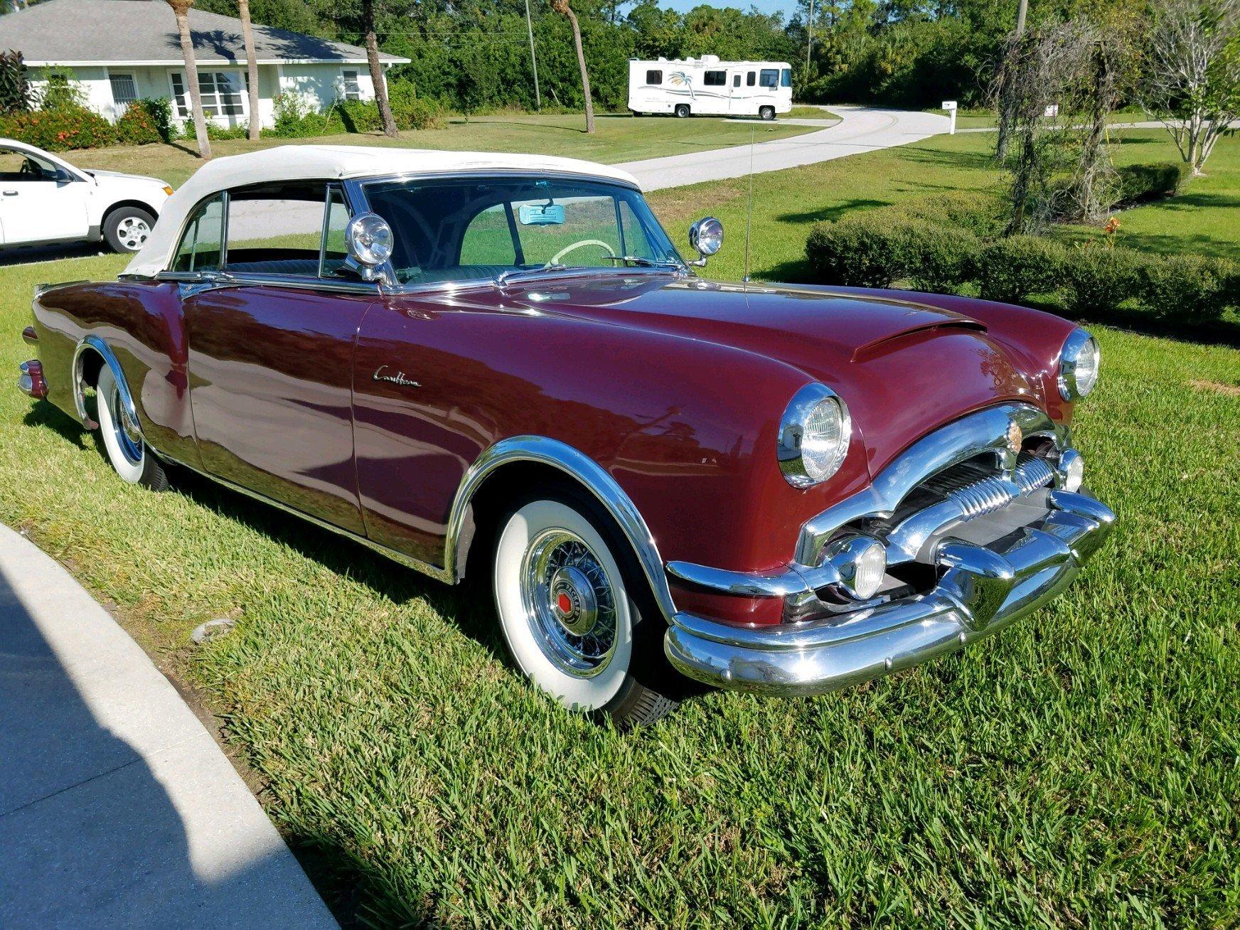 1013175fa9b67 hd 1953 packard caribbean convertible