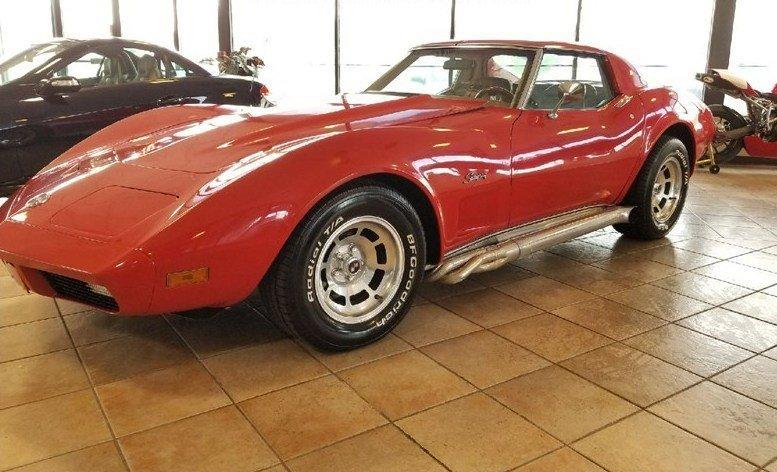 10228c0e22163 hd 1974 chevrolet corvette t top coupe