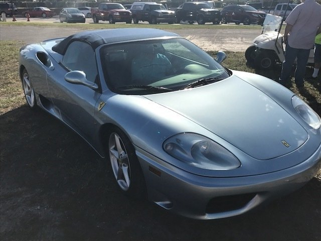 1026968090dda hd 2001 ferrari 360 turbo