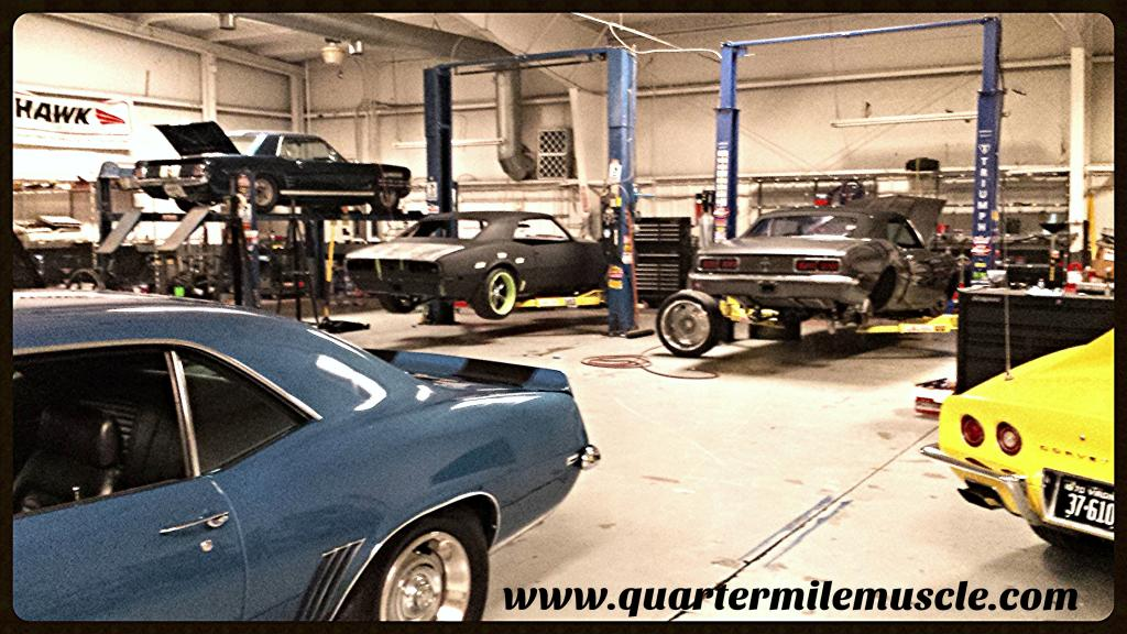 Quarter Mile Muscle 704-664-9544