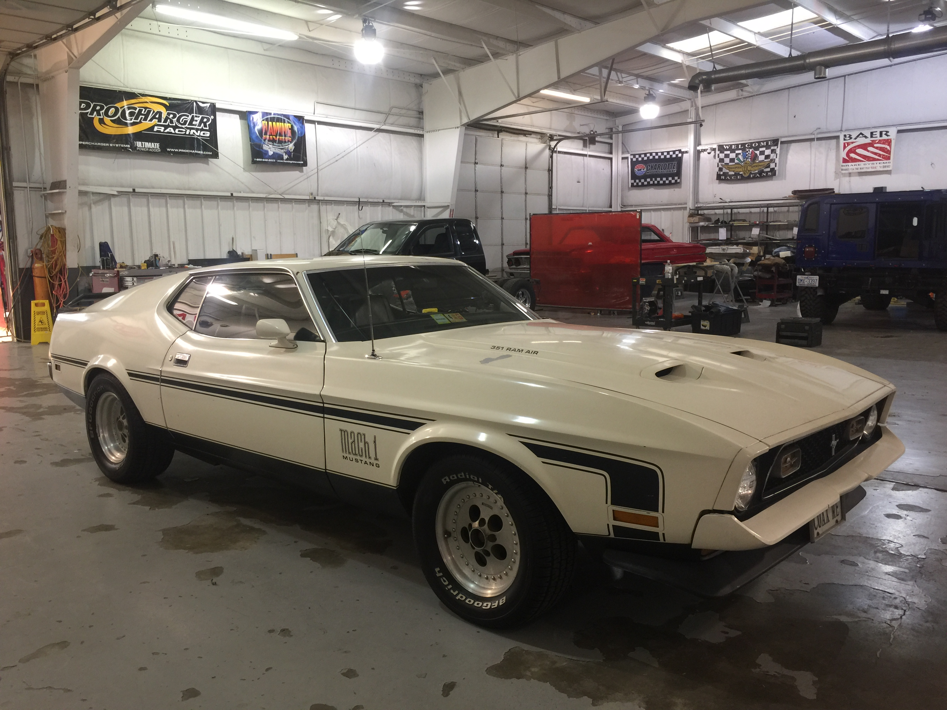 Mach 1 project