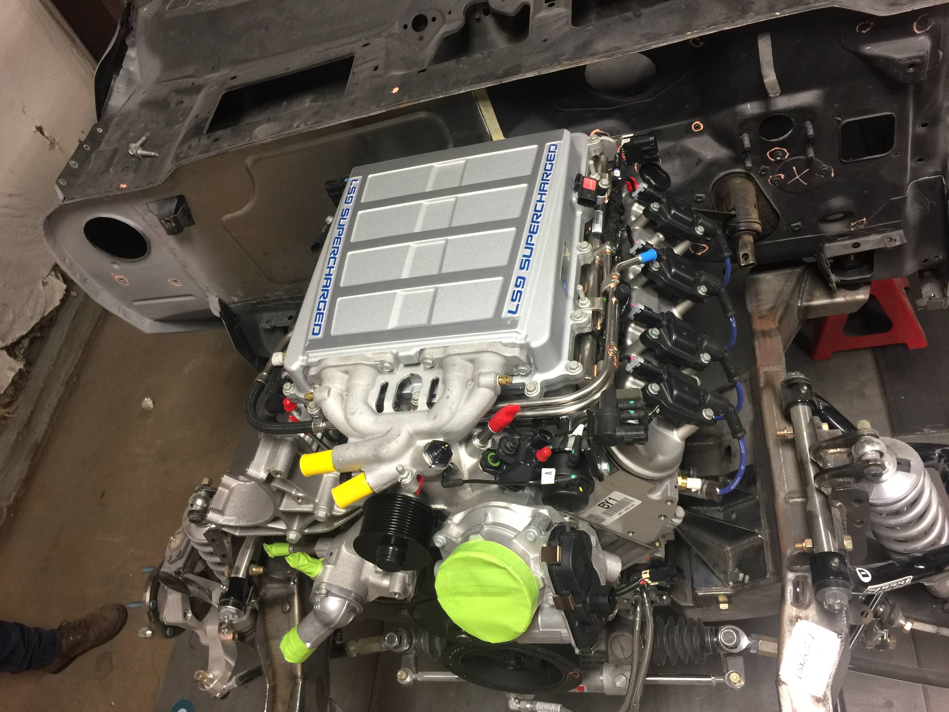 Engine Swaps & Upgrades