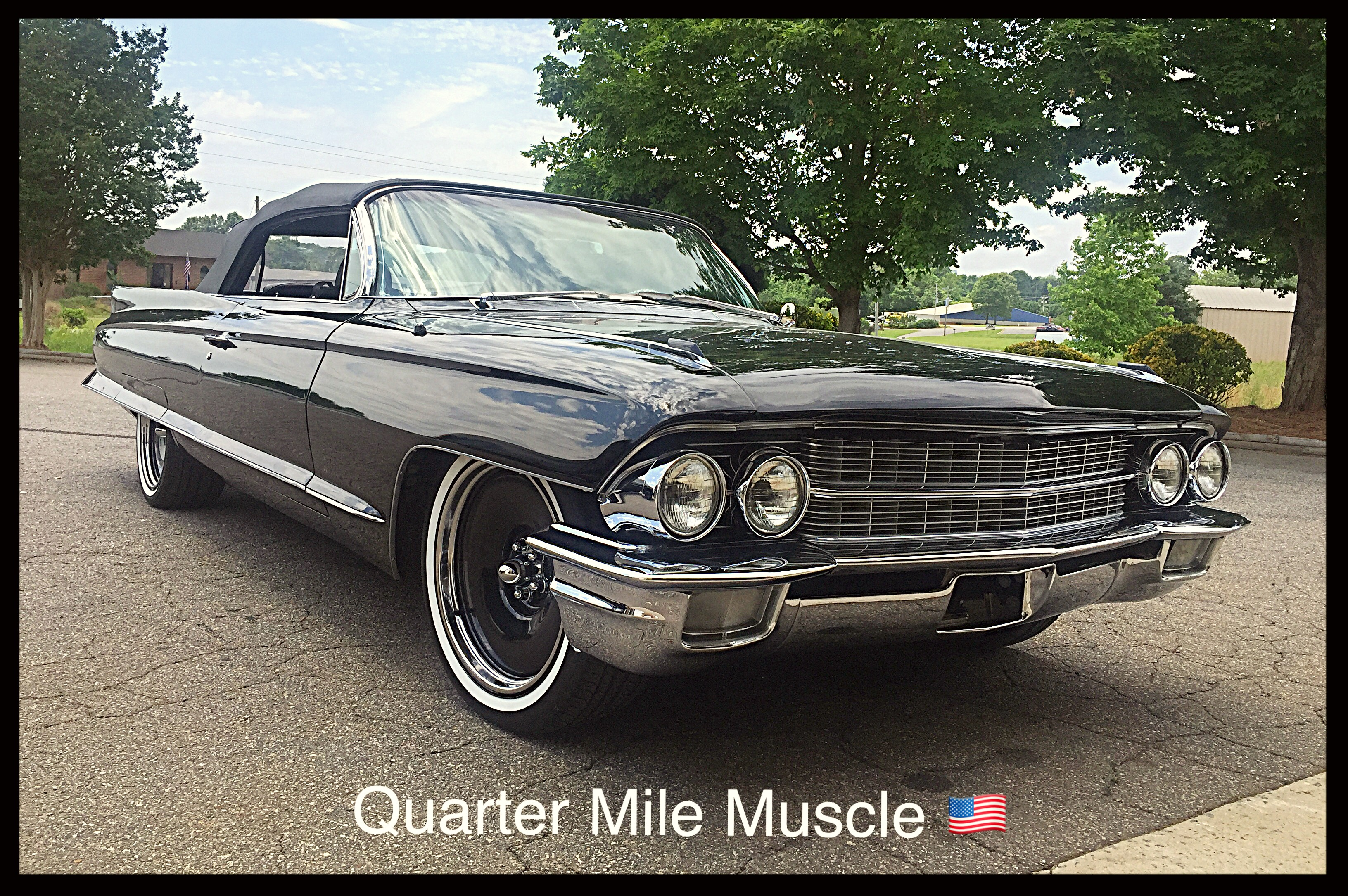 CLASSIC CARS FOR SALE IN NC | Quarter Mile Muscle Inc.