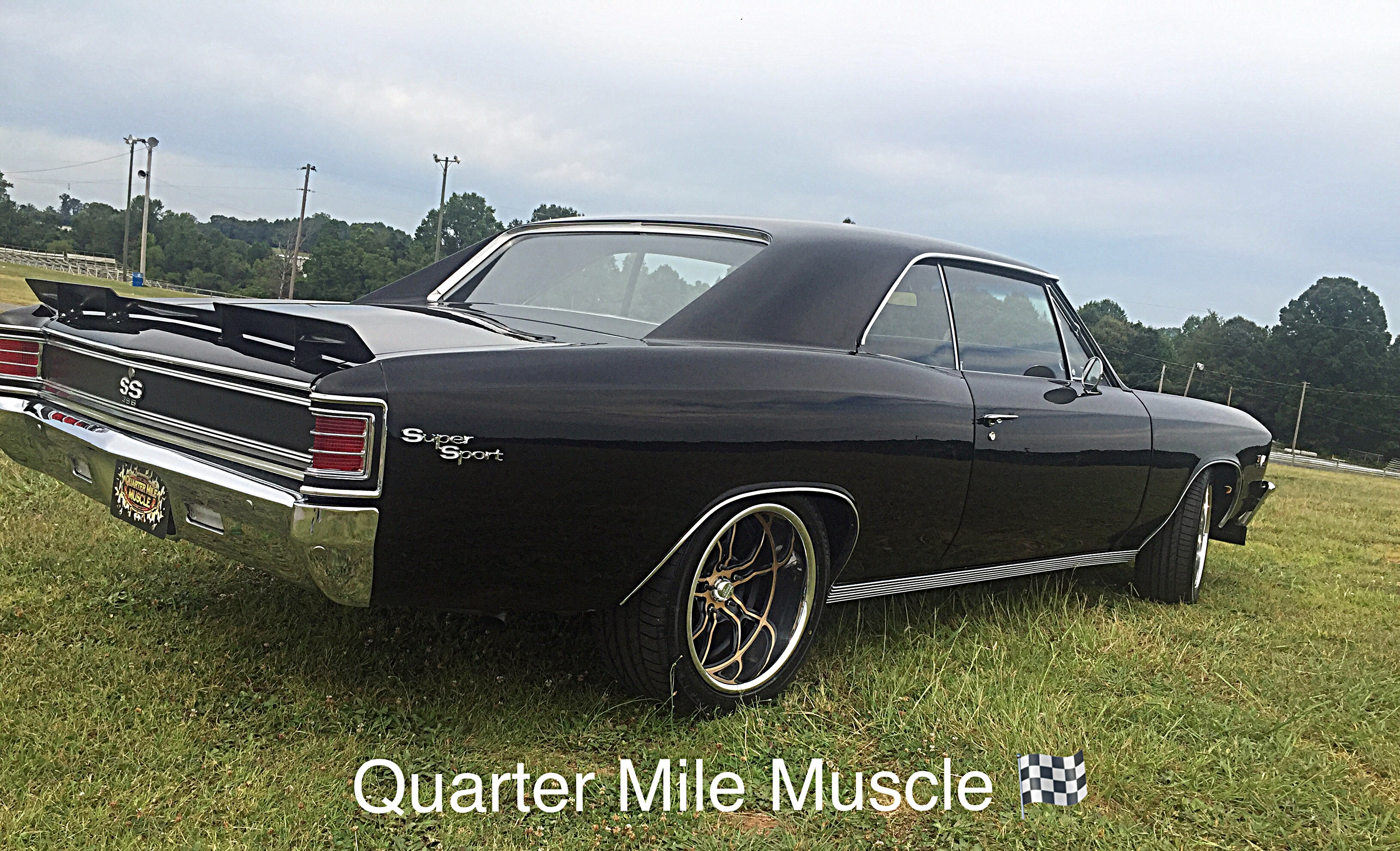 67 Chevelle Hot Rod by QMM
