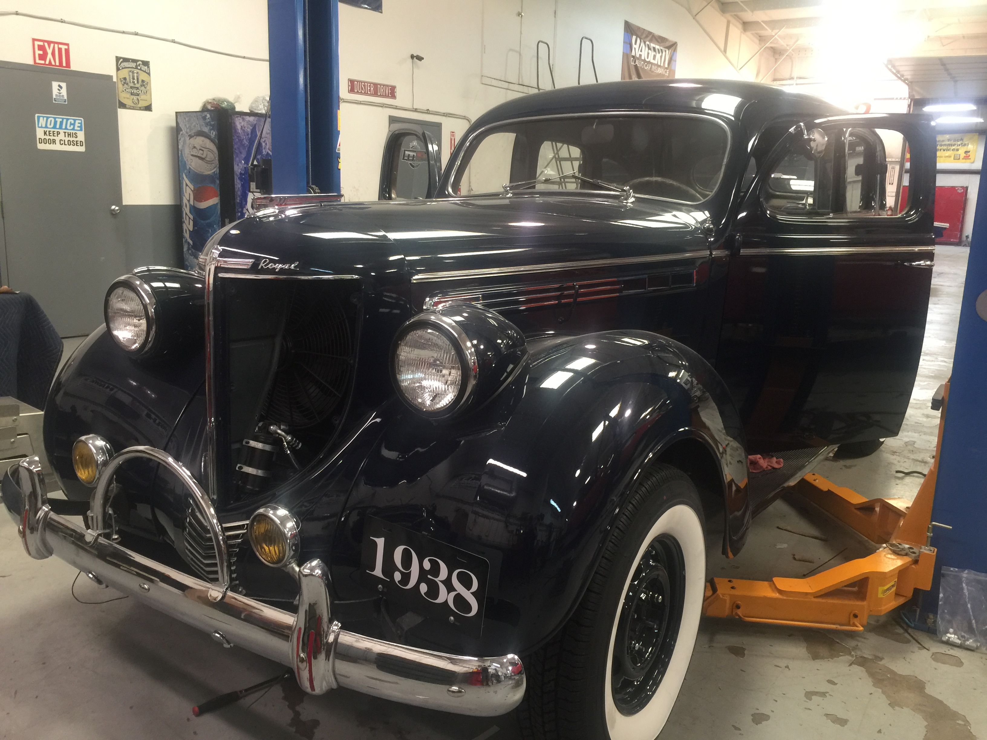 Classic Car Inspection Service NC