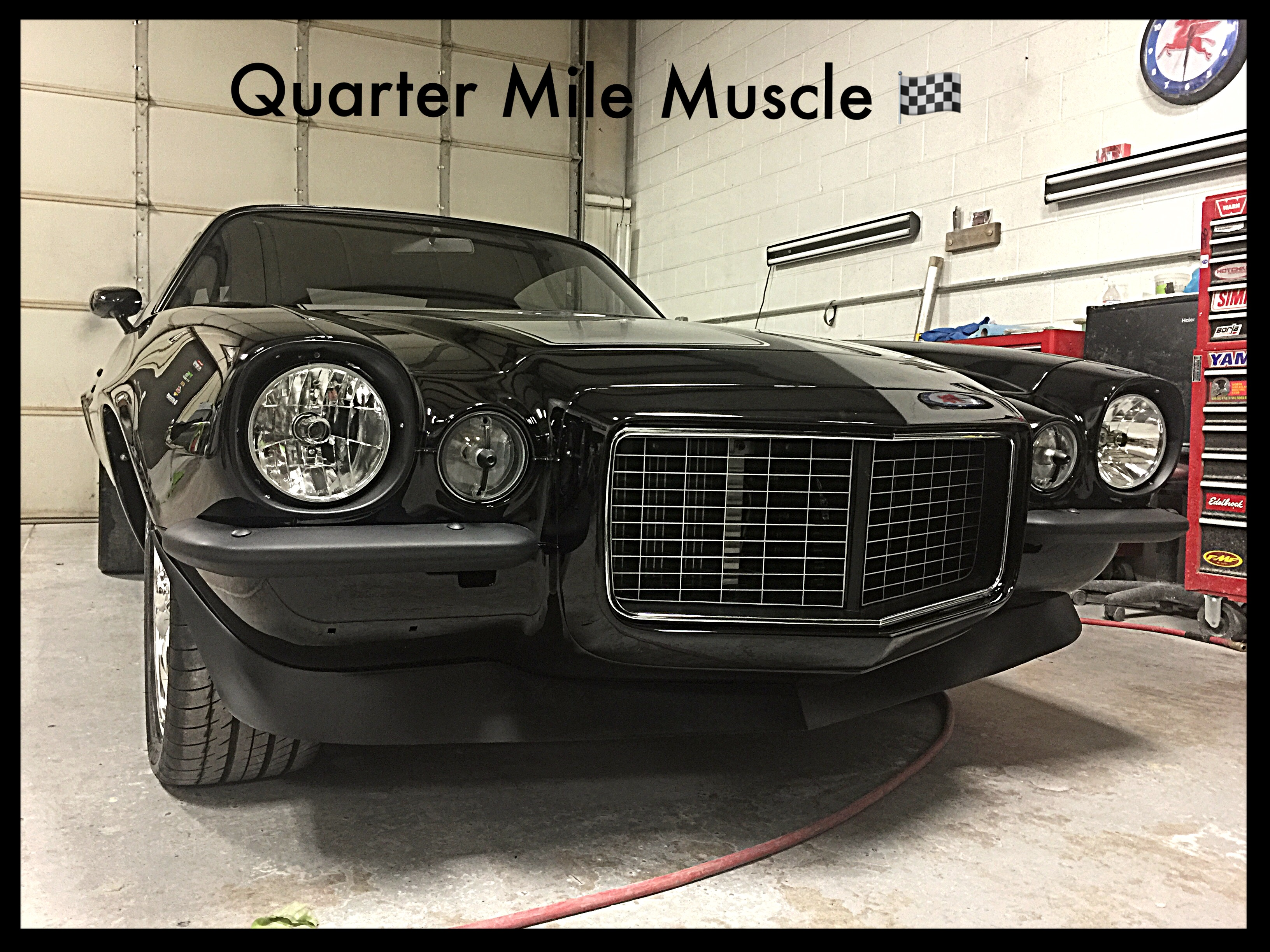 Quarter Mile Muscle - Projects