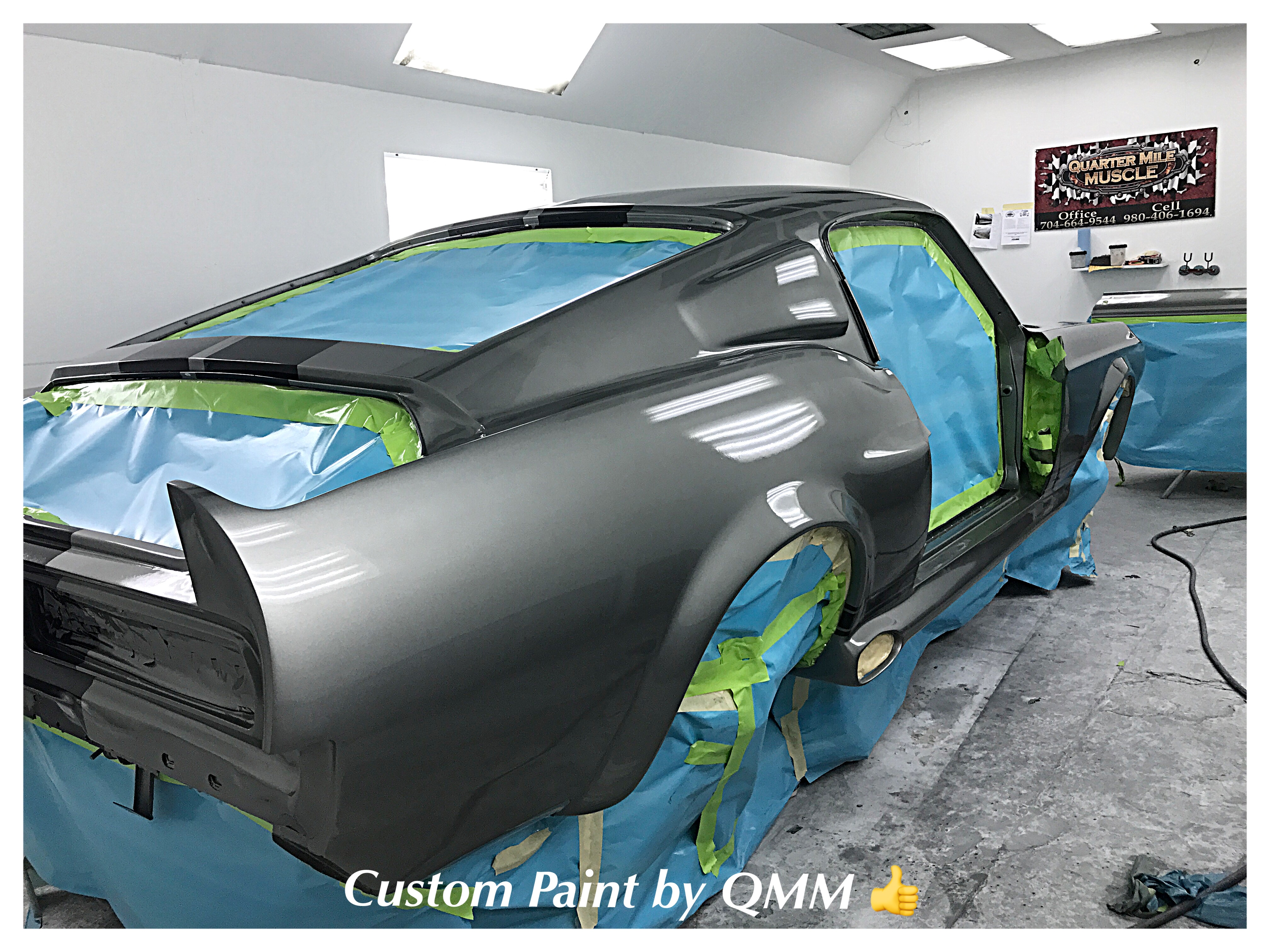 Custom Car Paint Jobs