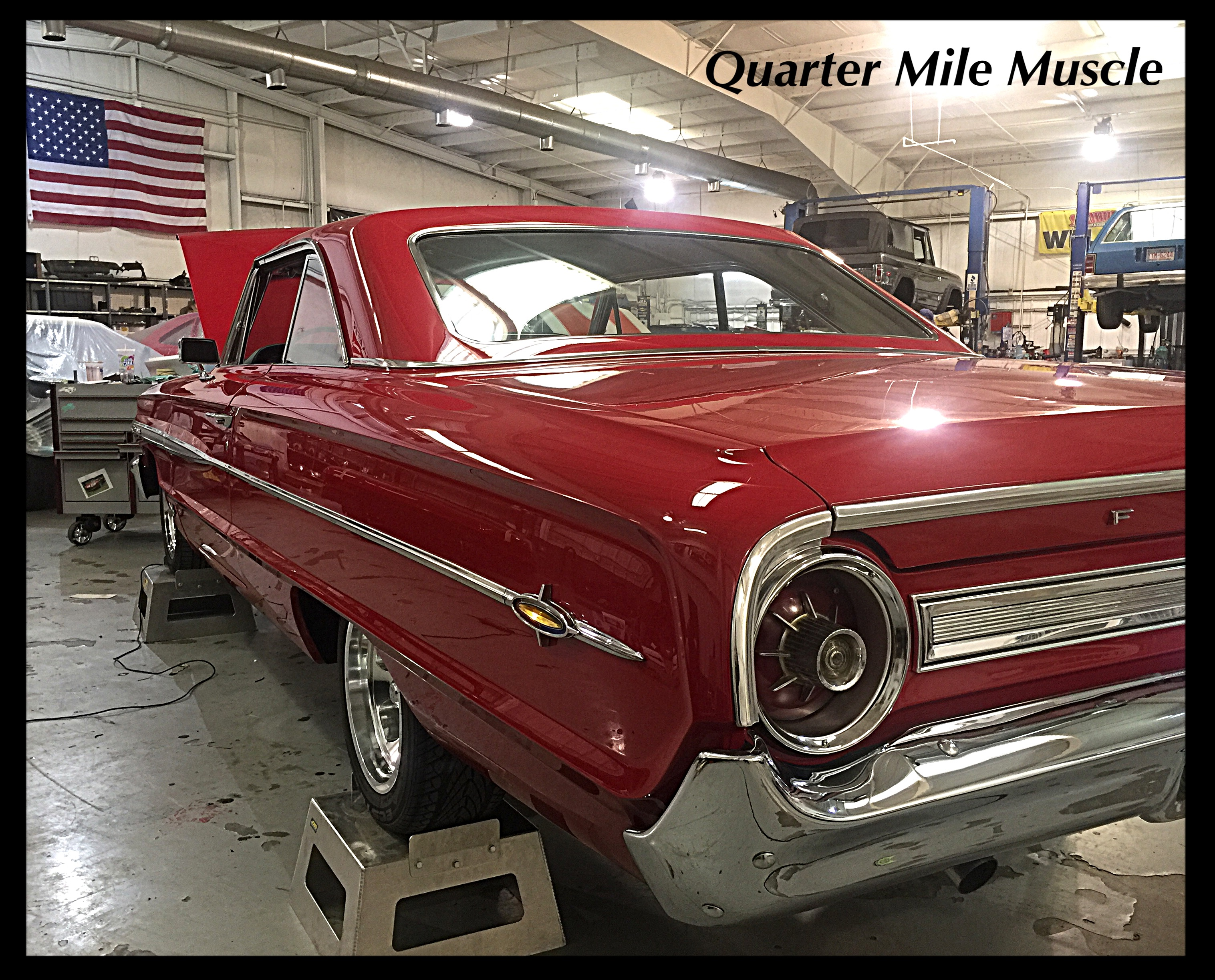 Classic Car Restoration in Charlotte NC