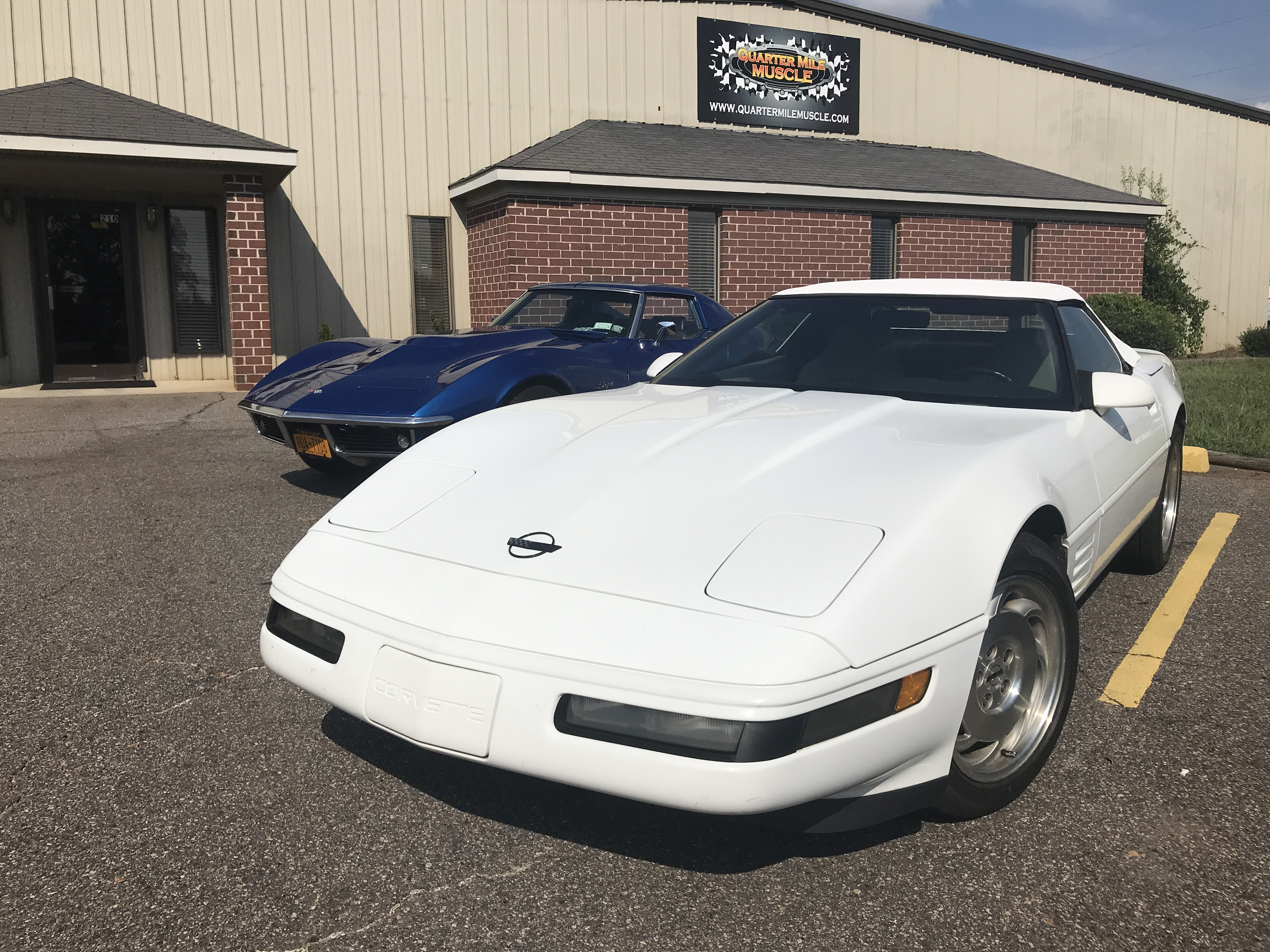 Corvette Shop in Mooresville North Carolina