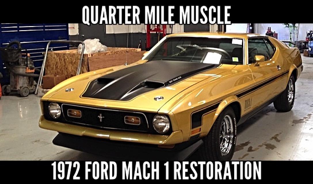 Mustang Restorations in North Carolina
