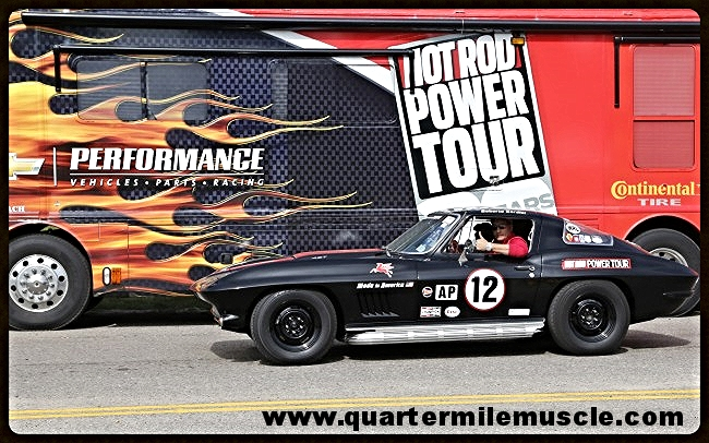Hot Rod Power Tour Corvette