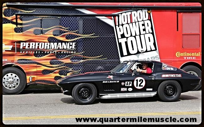Hot Rod Power Tour Corvette