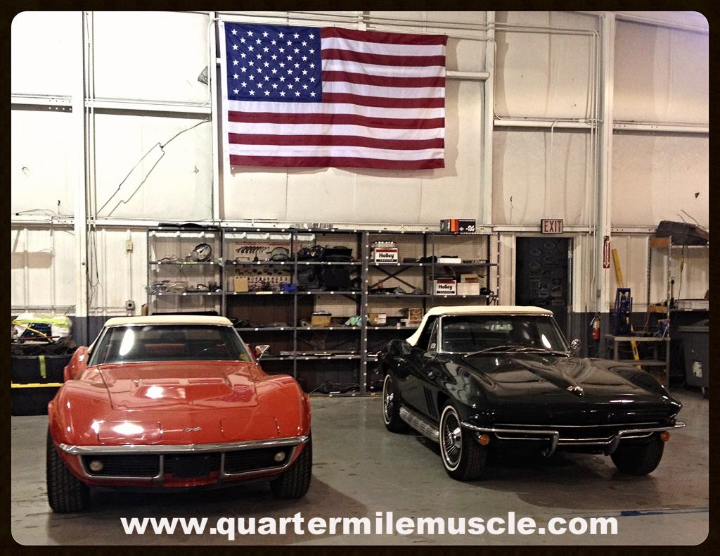 Classic Cars Myers Park North Carolina