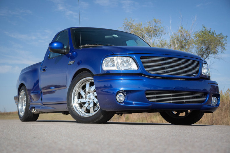 ... 2004 Ford Lightning SVT F-150 ... & 2004 Ford Lightning SVT F-150 | Restore A Muscle Car™ LLC