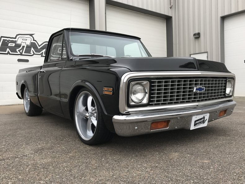 Long Bed Chevy Pickup