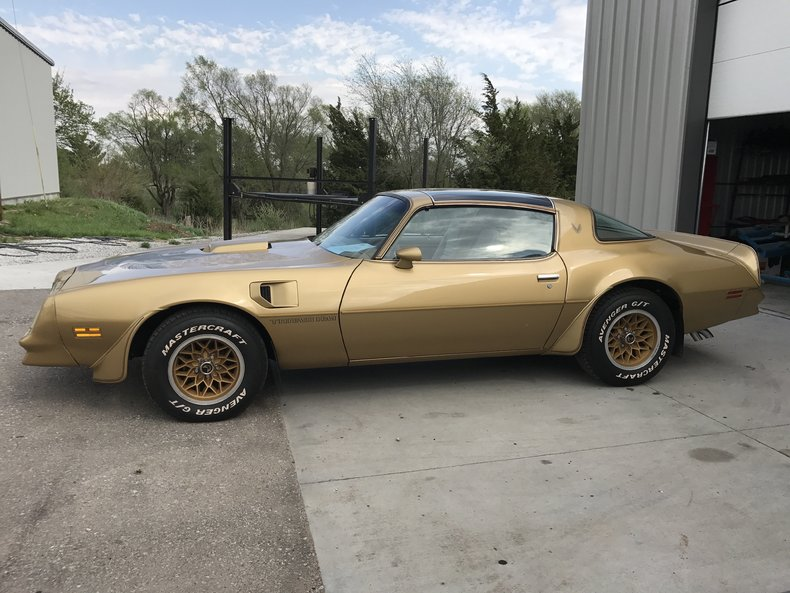 1978 Pontiac Trans Am Restore A Muscle Car Llc
