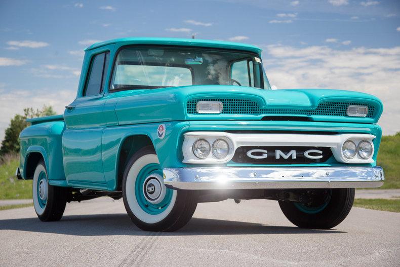 Half Ton Truck >> 1960 GMC C10 | Restore A Muscle Car™ LLC