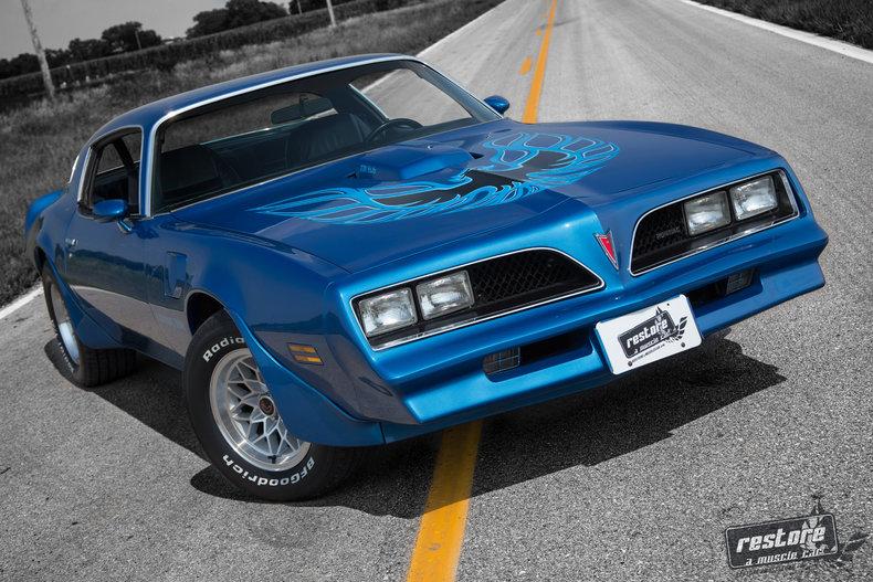 1978 pontiac trans am restore a muscle car llc. Black Bedroom Furniture Sets. Home Design Ideas