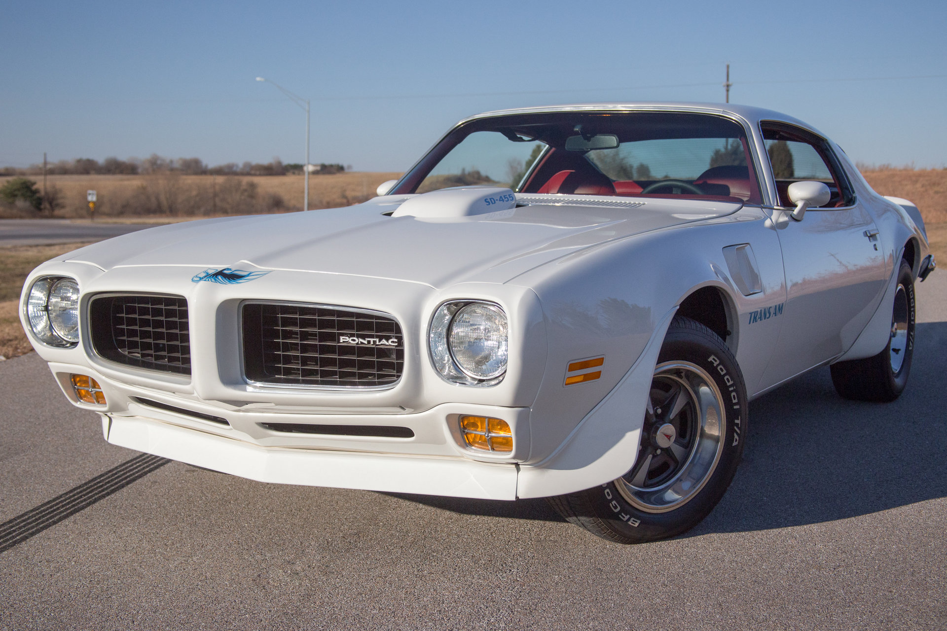 1973 Pontiac Trans Am Sd Restore A Muscle Car Llc